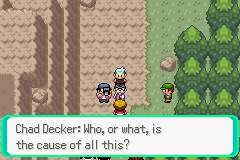 Pokemon Hyetology Screenshot