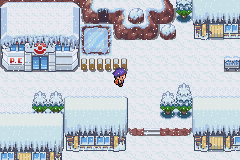 Pokemon Legend of Fenju GBA ROM Hacks