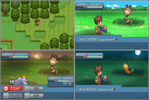 Pokemon Obsidian RMXP Hacks