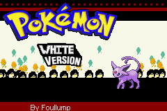 Pokemon (Old) White GBA ROM Hacks