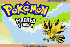 Pokemon Palladium GBA ROM Hacks