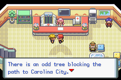 Pokemon Palladium Screenshot