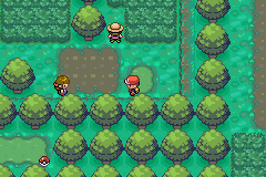 Pokemon Dark Violet GBA ROM Hacks