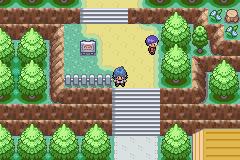 Pokemon Sienna GBA ROM Hacks