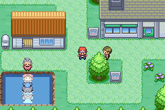 Pokemon Stardrop GBA ROM Hacks