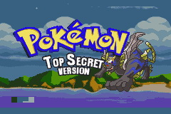 Pokemon Top Secret GBA ROM Hacks
