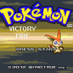Pokemon Victory Fire
