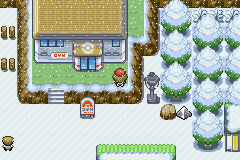 Pokemon Zephyr GBA ROM Hacks