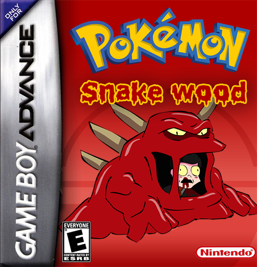 Pokemon Snakewood Rom Hack Download
