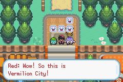 Pokemon Adventure Red Chapter Screenshot