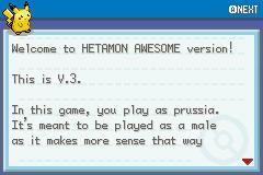 Hetamon Awesome Screenshot