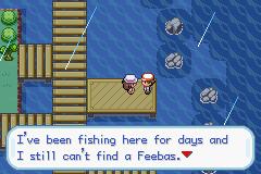 Nameless FireRed Project Screenshot