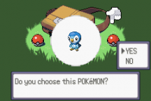 Pokemon Platinum Origins Screenshot