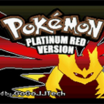 Pokemon Platinum Red
