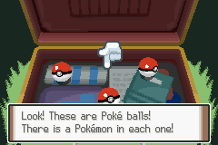 Pokemon Platinum Red Screenshot