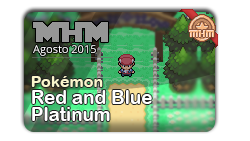 Pokemon Platinum Red GBA ROM Hacks