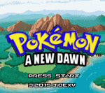Pokemon A New Dawn