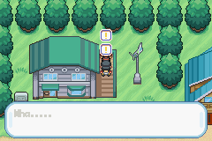 Pokemon Adventure Gold Chapter Screenshot