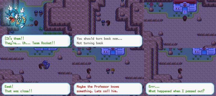 Pokemon Adventure Green Chapter Screenshot
