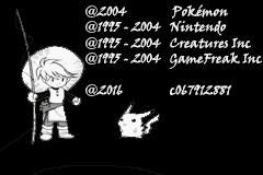 Pokemon Adventure Yellow Chapter Screenshot