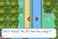 Pokemon Adventure Yellow Chapter GBA ROM Hacks