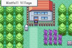 Pokemon Amaryllis GBA ROM Hacks