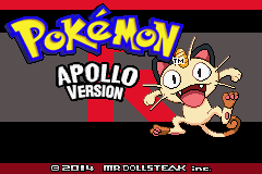 Pokemon Apollo GBA ROM Hacks