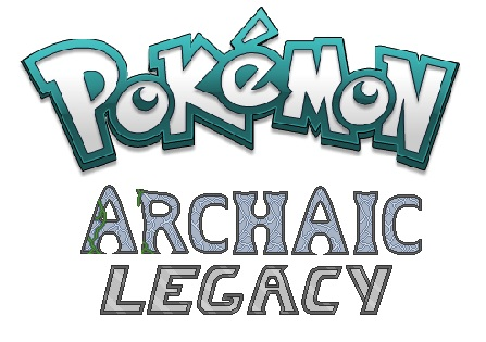 Pokemon Archaic Legacy RMXP Hacks