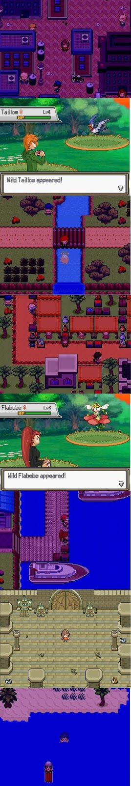Pokemon Archaic Legacy Screenshot