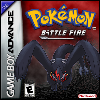 Pokemon Battle Fire GBA ROM Hacks