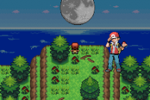 Pokemon Black Dark GBA ROM Hacks