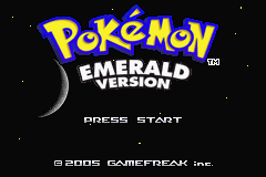 Pokemon Blackened Night GBA ROM Hacks