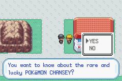 Pokemon Blasting Off / Pokemon Team Rocket Version Screenshot