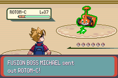 Pokemon Blazed Glazed GBA ROM Hacks