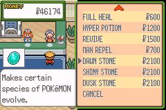 Pokemon Blazed Glazed Screenshot