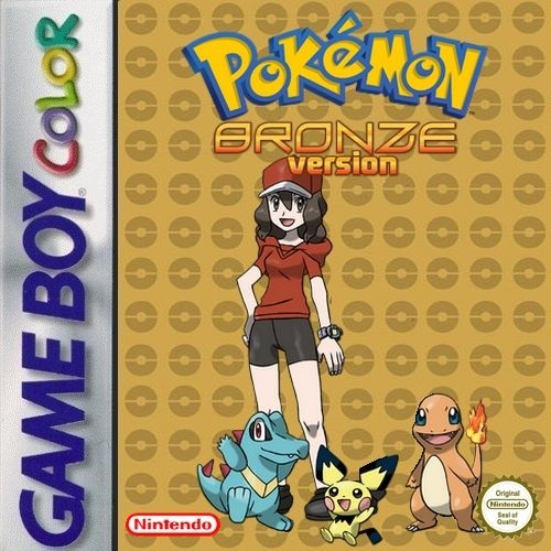 Pokemon Bronze GBC ROM Hacks