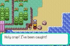 Pokemon CAWPS GBA ROM Hacks