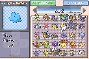 Pokemon Cloud White GBA ROM Hacks