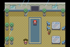 Pokemon Creepy Black GBA ROM Hacks