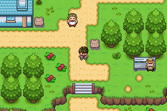 Pokemon Cyan GBA ROM Hacks
