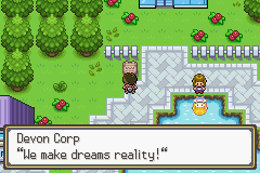 Pokemon Cyan Screenshot
