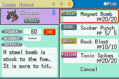 Pokemon Dark Rising Origins: Worlds Collide GBA ROM Hacks