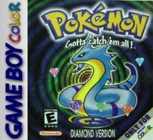 Pokemon Diamond GBC ROM Hacks