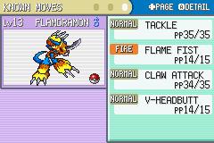 Pokemon Digimon: Operation Digipedia GBA ROM Hacks