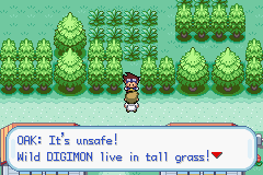 Pokemon Digimon: Operation Digipedia Screenshot