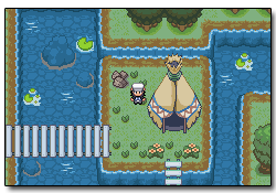 Pokemon Discovery Screenshot