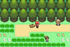 Pokemon Easter Revolution GBA ROM Hacks