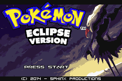 Pokemon Eclipse Screenshot