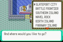 Pokemon Elegant Emerald Screenshot