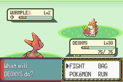 Pokemon Elegant Emerald GBA ROM Hacks